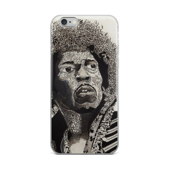 Jimi Hendrix 1 iphone case