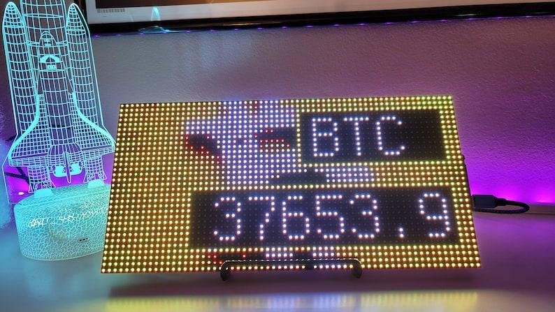 Bitcoin Ticker Crypto Ticker live prices image 0