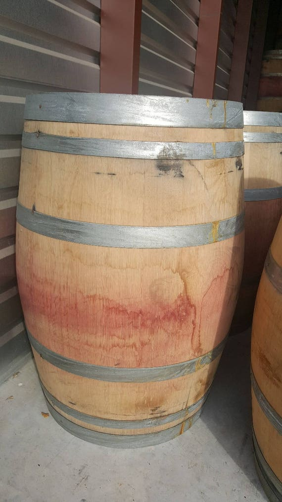 Premium Retired Wine Barrels For Sale Local Pickup Only Etsy
