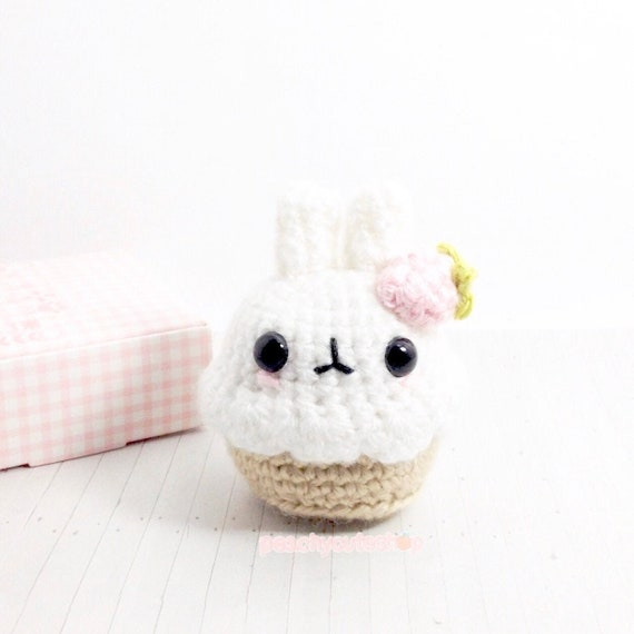 Ravelry: S'mores Bunny Amigurumi pattern by Spin a Yarn Crochet | 570x570