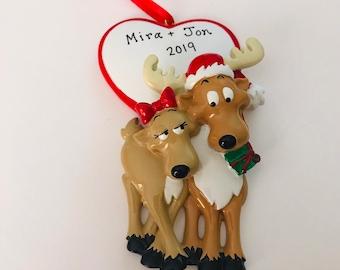 Personalzed Ornaments