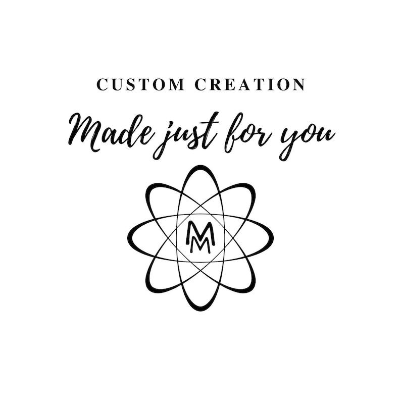 Create a Custom Design-Custom Sterling Silver Jewelry image 1