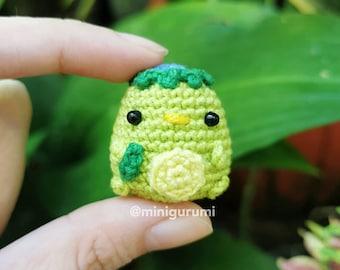 Crochet Pattern - Peko the baby Kappa Amigurumi