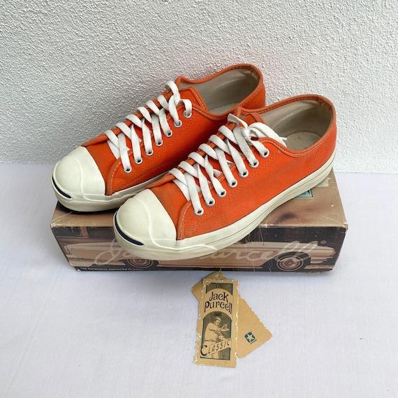 Vintage JACK PURCELL Low-Cut Orange