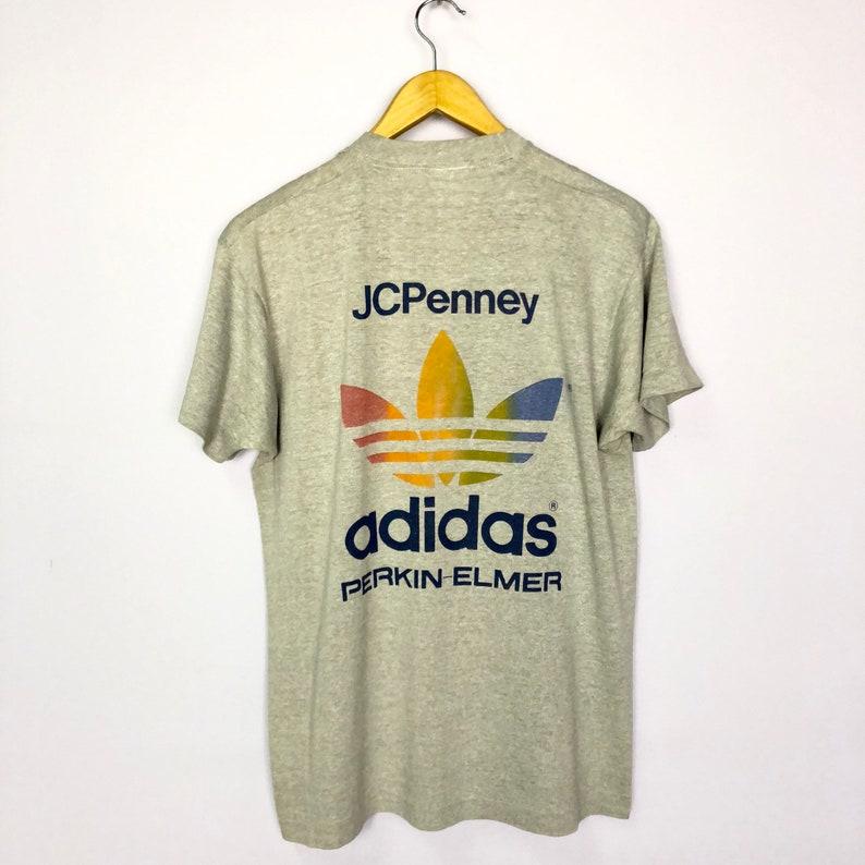 16276cc114a3 MEGA RARE Vintage Adidas Adicolor X JC Penny Perkin-Elmer | Etsy