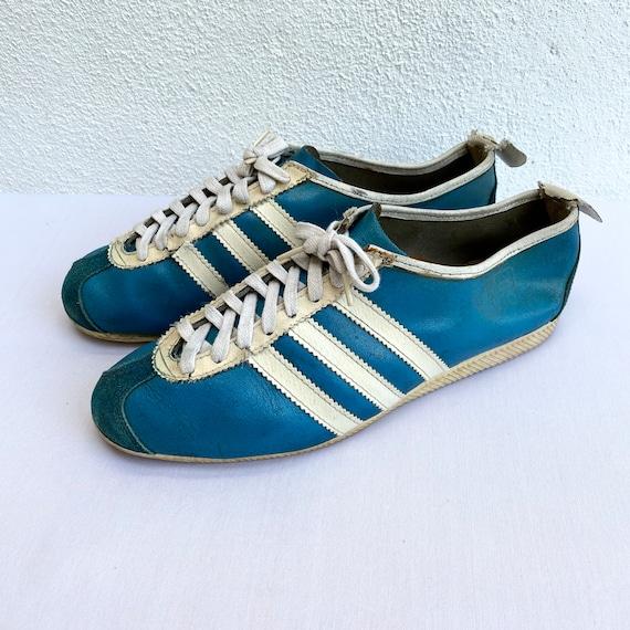 MEGA RARE Vintage Adidas TOKIO City Series Trainer 60/70s | Etsy