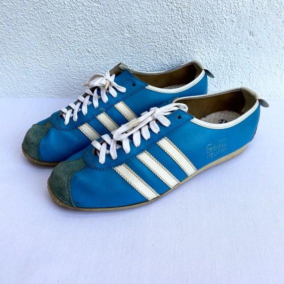 MEGA RARE Vintage Adidas REKORD Vibram