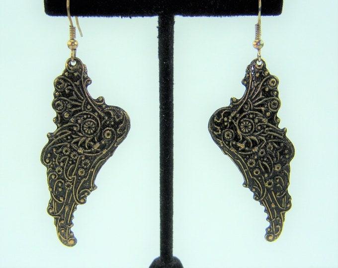 E458 - Wing Earrings