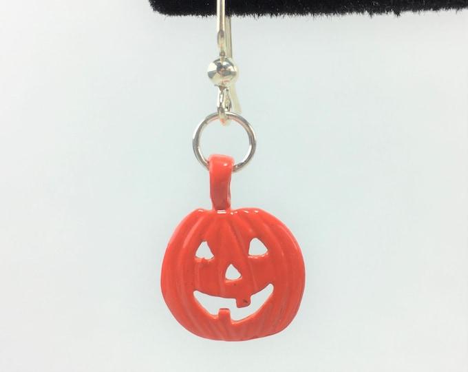 HLWN253 - Pumpkin Earrings