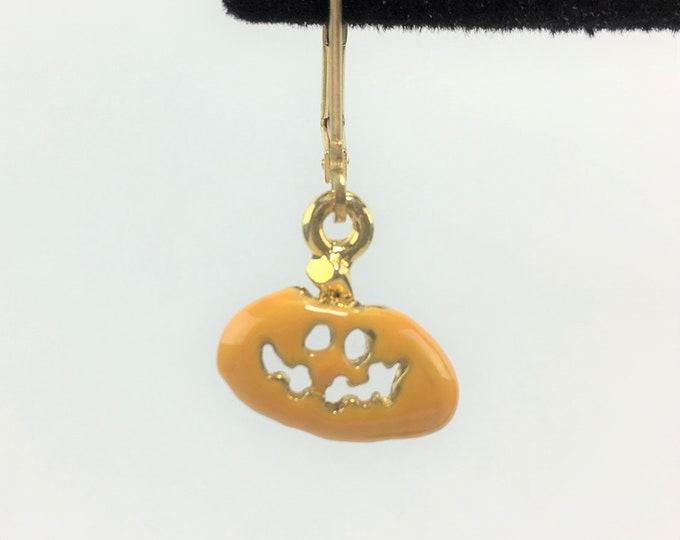 HLWN250 - Pumpkin Earrings