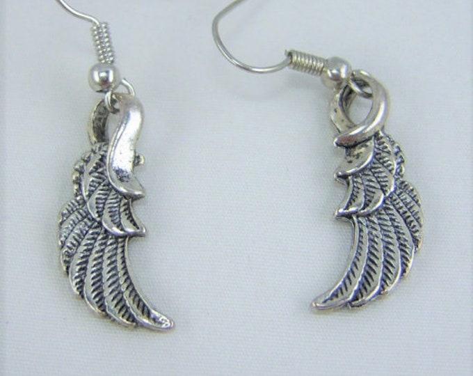 E050 - Wing Earrings