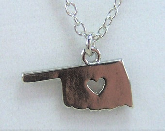 N438 - Oklahoma Necklace