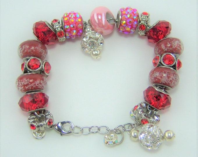 B048 - Chunky Bead Bracelet