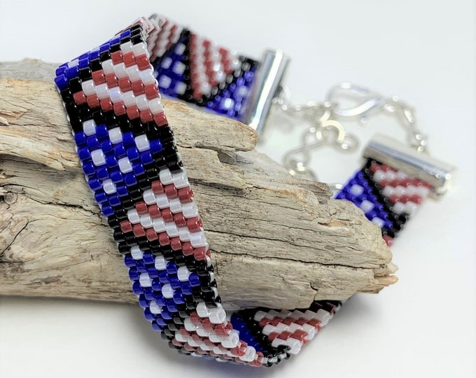 PB613 - Braided Freedom Bracelet