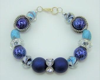 B026 - Chunky Bead Bracelet