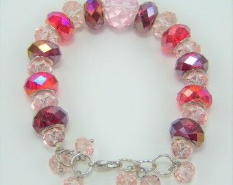 B130 - Chunky Bead Bracelet