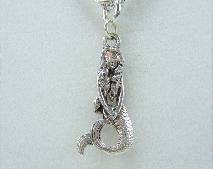 G454 - Mermaid Girls Necklace