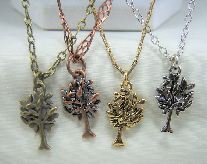 N307 - Tree of Life Necklace