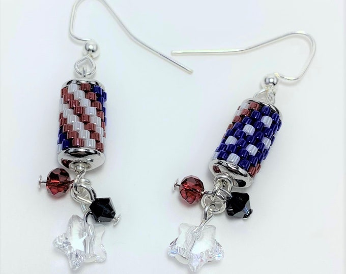 PE612 - Braided Freedom Earrings