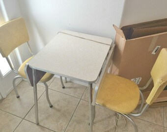 Mid-Century Modern Dinette Set - LOCAL PICKUP ONLY