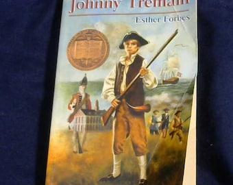 Johnny Tremain- Classic YA Novel