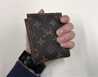 Repurposed Louis Vuitton Multiple Wallet ecbd7e034a4ea