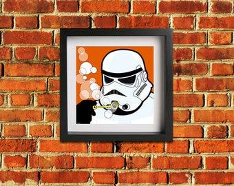 Congé sabbatique Stormtrooper