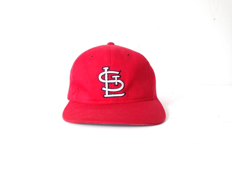 311782d676e92 Vintage BASEBALL St. Louis CARDINALS world series red vintage