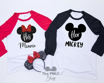 7806e96a0bd Disney couple shirt