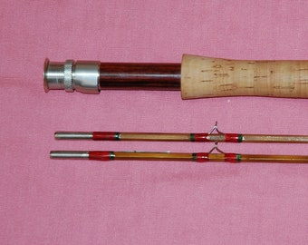 Paul Young Perfectionist Vintage Bamboo Fly Rod Reproduction