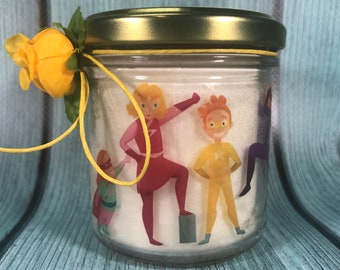 Candela regalo per la Mamma Nonna speciale in cera di soia e oli essenziali festa della mamma festa dei nonni
