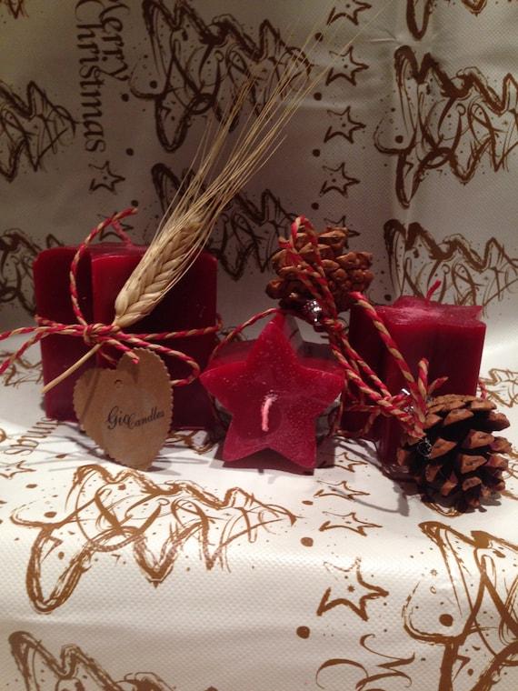 Stella - Candela natalizia