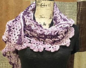 Crochet Shawl / Wrap
