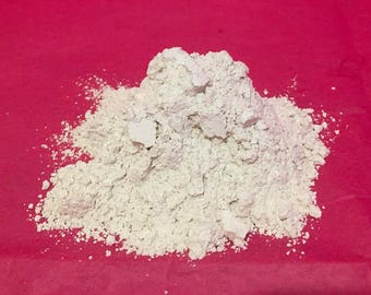 White Kaolin Clay, You choose Weight