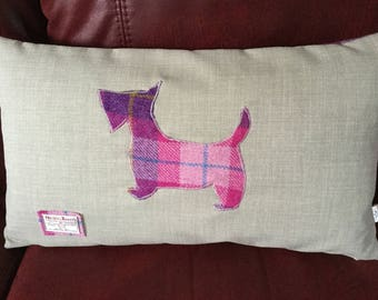 Large Harris Tweed Cushion