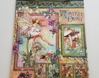 Altered Clipboard, Magical Fairy Clipboard, Fairies, Butterflies