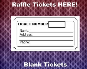 raffle ticket template 8 blank raffle tickets per page party work christmas raffle tickets printable page pdf instant download
