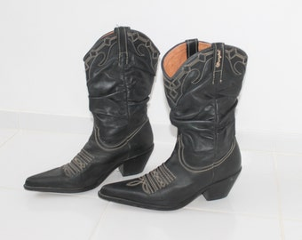 f5c9496723d Cuban heel shoes   Etsy