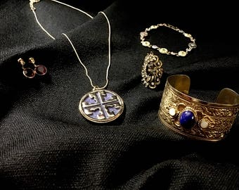 Jewelry Lot: Lucy in the Sky with Diamonds