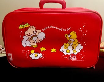 Cool Collectibles: Super Adorbs Care Bear Travel Suitcase