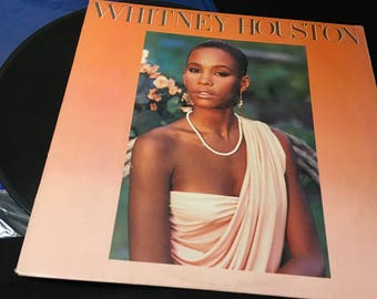 Vintage Vinyl: Whitney Houston Self Titled Album