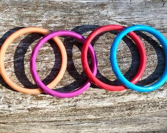 Bangle bracelet set of 4 #2