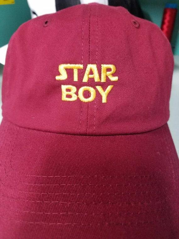 4d4f54125c7 STARBOY STARWARS Dad Cap Hat
