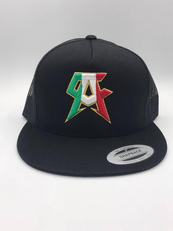 Canelo Mesh Snapback Cap Hat  6cee4711c11
