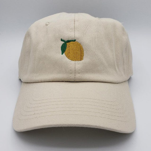 Lemon Dad Cap Hat  45d353923ec