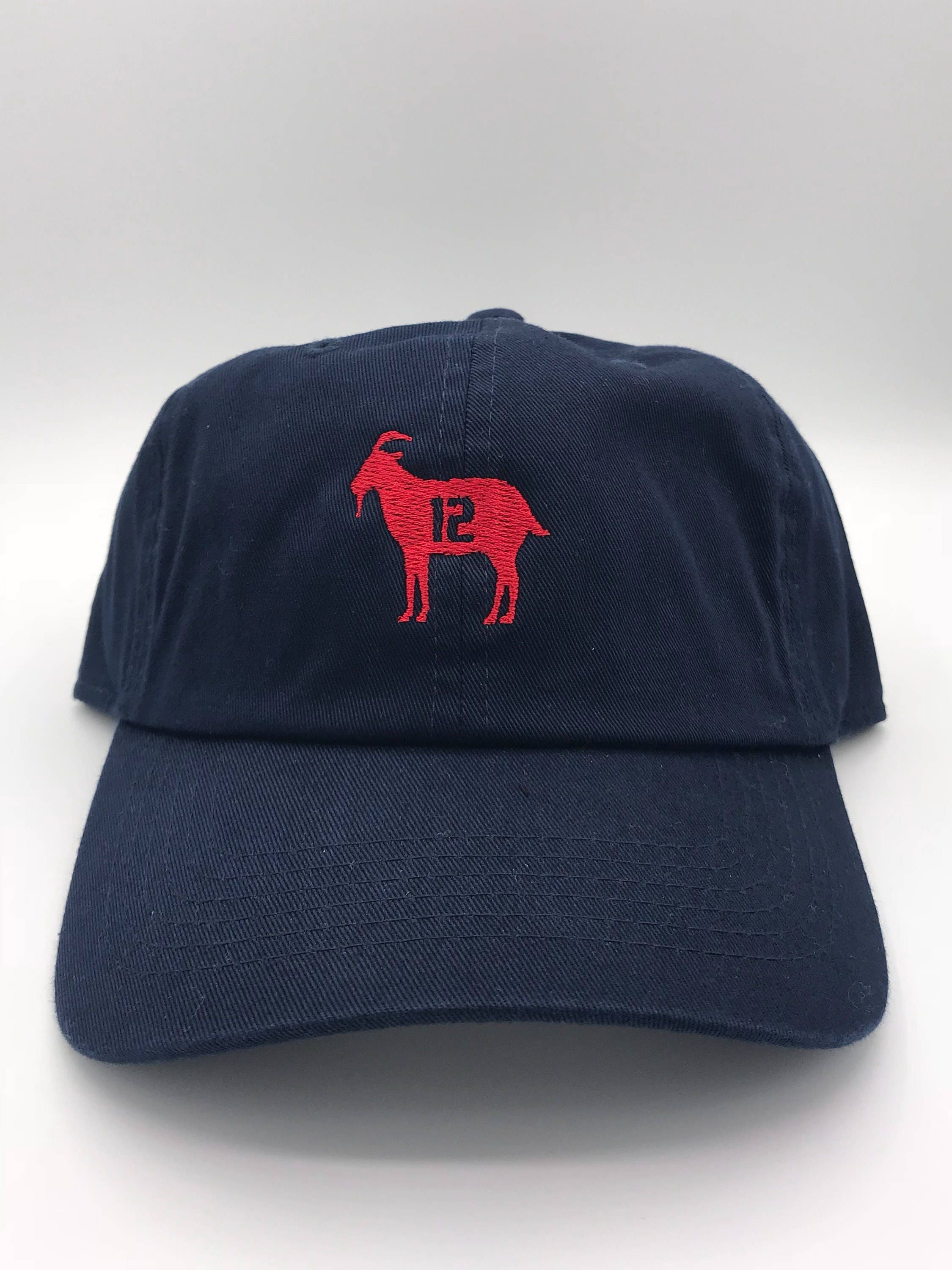 042eac82885 The Goat Football Dad Cap. gallery photo ...