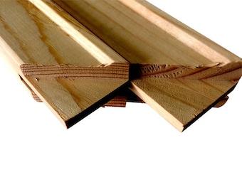 Barsx Edmunds Regular Stretcher Bars For Needle Art 24 By 3//4-inch