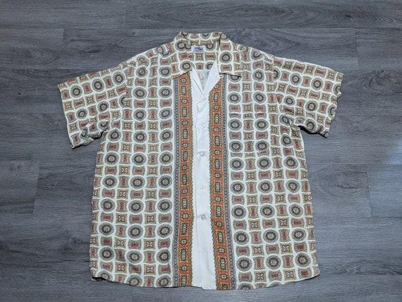 vintage 1950s DUKE KAHANAMOKU Hawaiian shirt