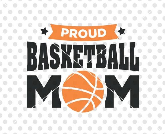 Basketball Svg Dxf Cutting File Sports Svg Dxf Cut File Ball Svg Dxf Basketball Clip Art Vector Basketball Mom SVG DXF Cutting File