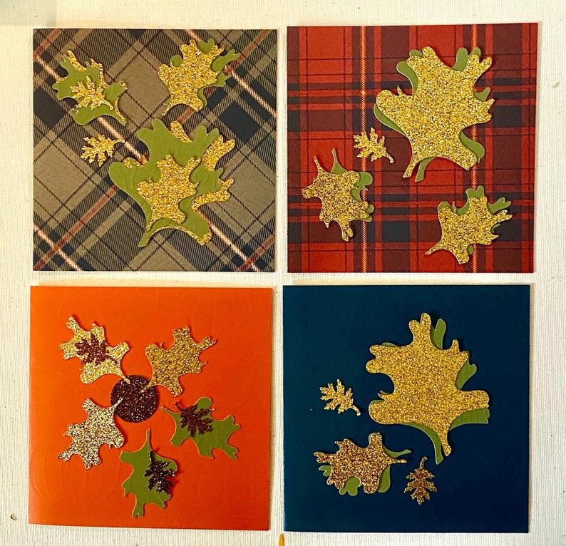 Thanksgiving DIY Cards image 0